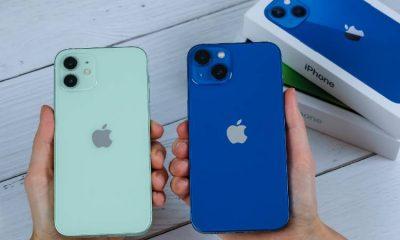 Infografía: diferencias entre el iPhone 13 Pro, iPhone 13, iPhone 12